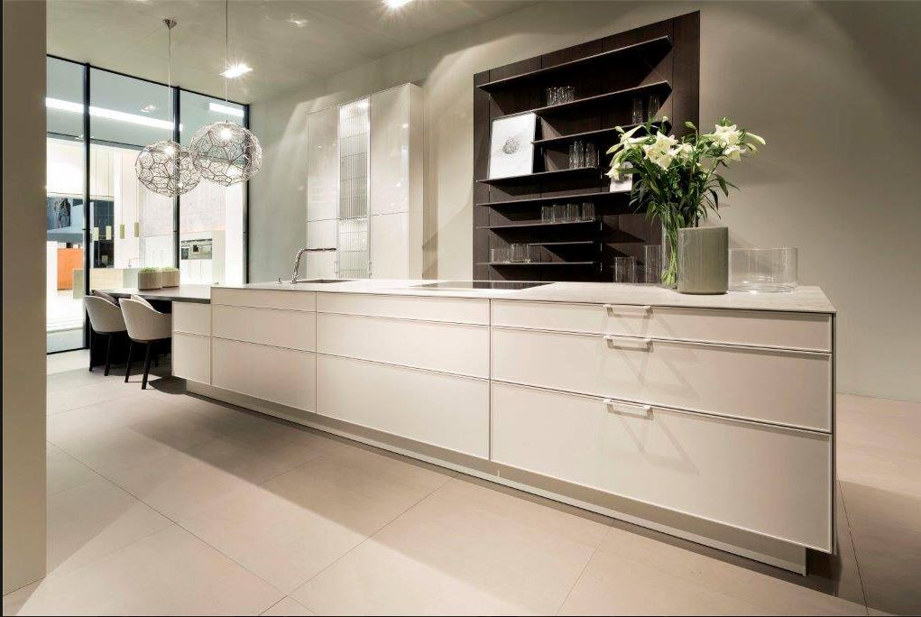Siematic sideboard kitchen a kitchens by design for Siematic kitchen design