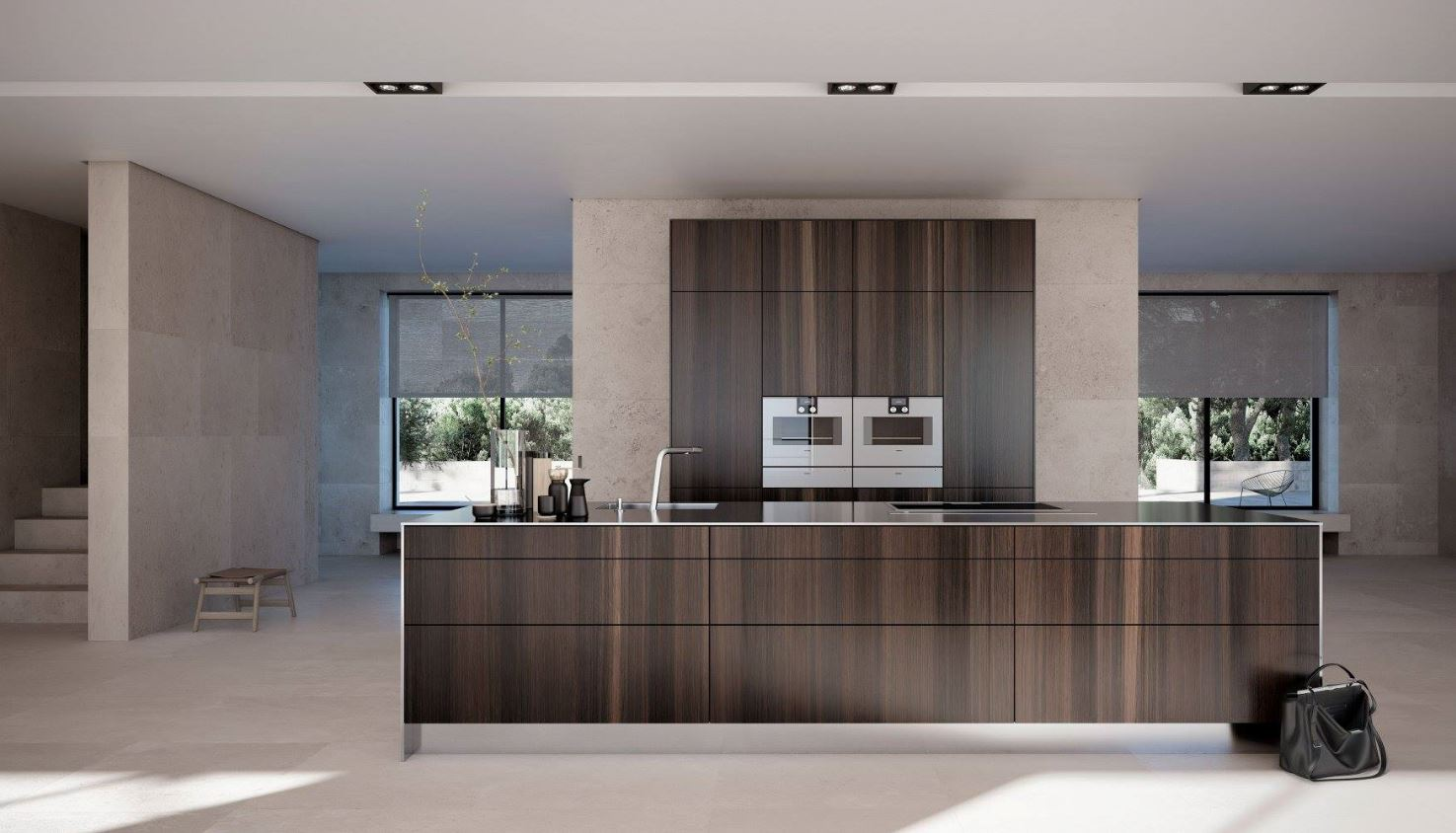 Designs kitchens by design for Siematic kitchen design